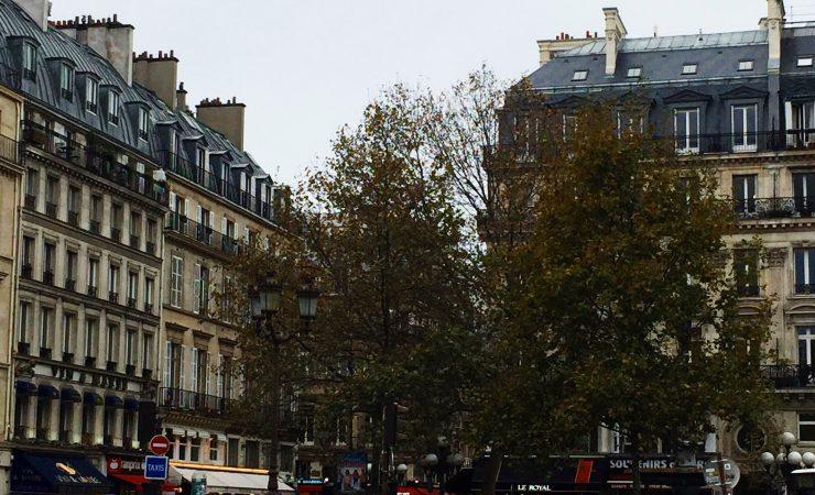 PARIS: DIAS 1 E 2